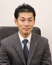 代表取締役 北畠博